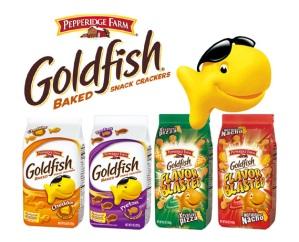 goldfish-flavors